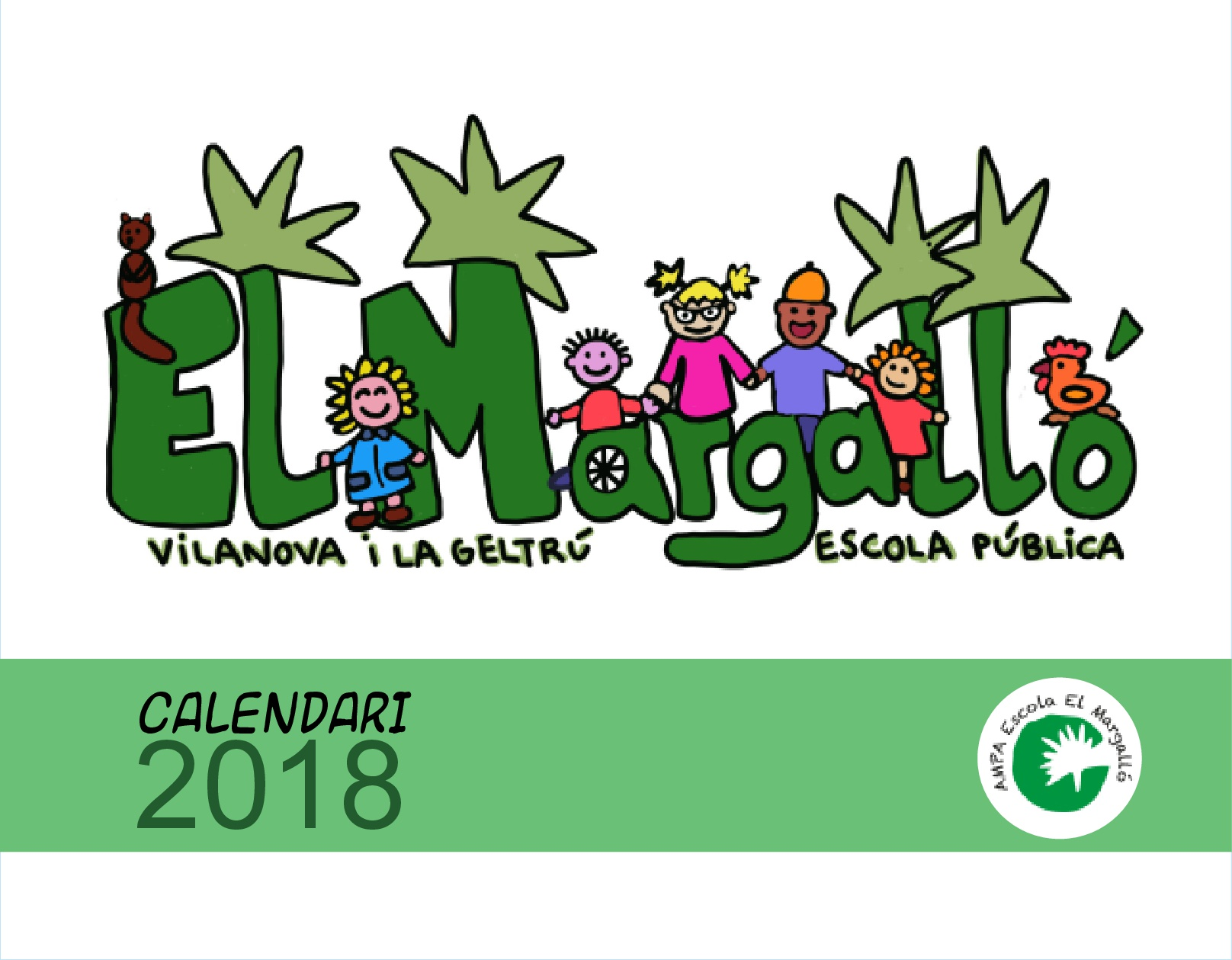 portada calendari 2018